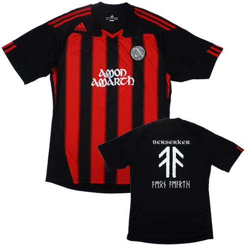 online retailer 098b4 6da7f victoriousmerch - Soccer Jersey - Berserker